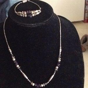 Jewelry - SALE!  OLD VINTAGE STERLING SILVER SET